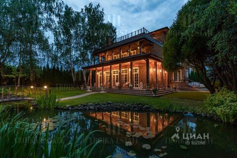 Дом в Москва Внуковское поселение, д. Внуково, (850.0 м) - Фото 1