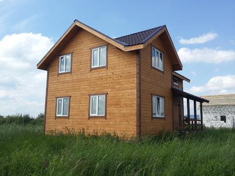 Продается деревянный дом на 8 сот. с.Малышево, Раменский район - Фото 2