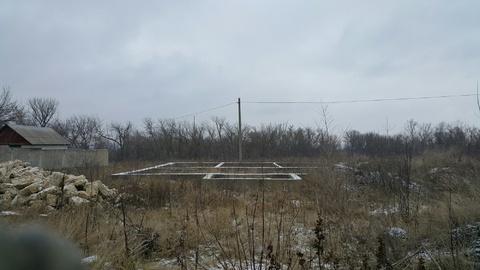 Земельный участок с фундаментом по ул.Карьерная - Фото 2