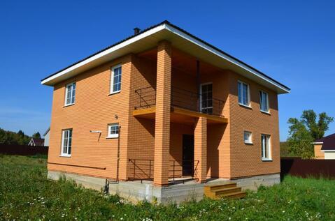 Дом в Папино. кп рядом с деревней Папино, Чубарово. 60 км от МКАД по К - Фото 1