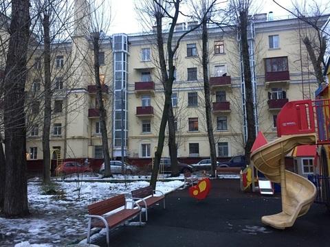 3х комн. кв-ру у м. Шаболовская - Фото 3