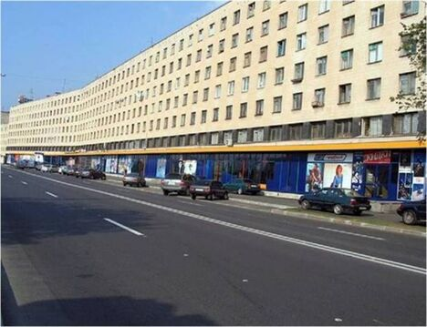 Сдам торговое помещение 500 кв.м, м. Новочеркасская - Фото 1