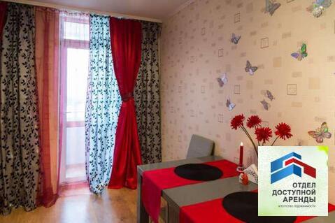 Квартира Горский микрорайон 11, Аренда квартир в Новосибирске, ID объекта - 317080774 - Фото 1