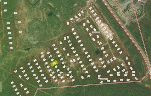 Земельный участок, Мурманск, Полярные Зори - Фото 2