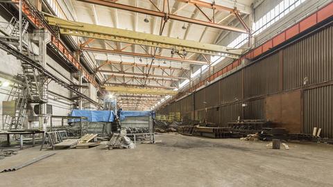 Аренда производственного помещения, м. Рыбацкое, 3-й Рыбацкий проезд - Фото 4