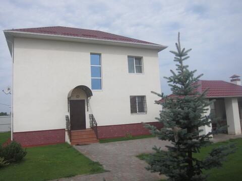 Дом 180 кв.м, 16 соток, Малая Тополевка - Фото 1