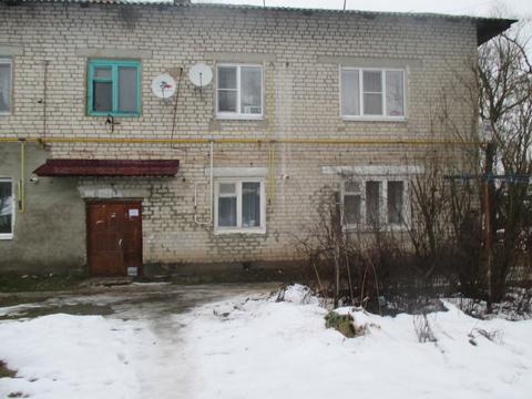 Судогодский р-он, Головино п, Радужная, д.1, 2-комнатная квартира на . - Фото 2