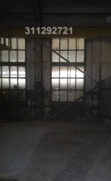 Под легкое пр-во, часть цеха, рабочее состояние, теплое, выс. 6 м, кра - Фото 2