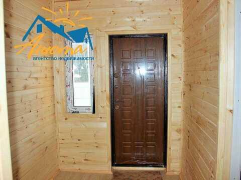 Новый дом с пропиской в деревне на берегу озера в калужской области - Фото 5