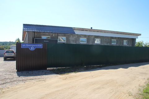 Продаётся склад-магазин площадью 195 кв.м. в деревне Вязьмино - Фото 2