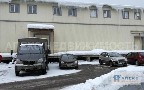 Аренда склада пл. 530 м2 Мытищи Ярославское шоссе в складском . - Фото 1