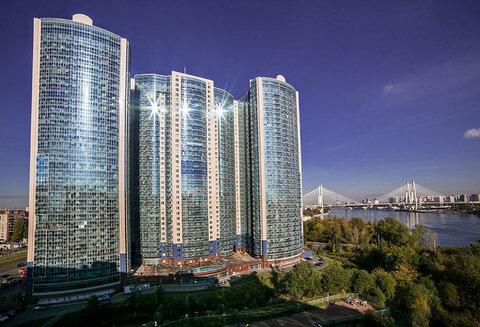 Панорамная квартира с видом на Неву - Фото 1