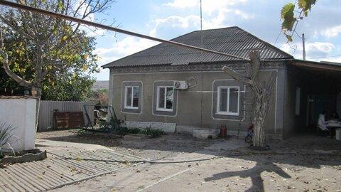 Дом с большим участком в с.Отважное под горой Климентьева - Фото 1