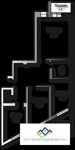 Продам трехкомнатную квартиру Комсомольский пр 37д,107кв.м Цена 3240тр - Фото 4