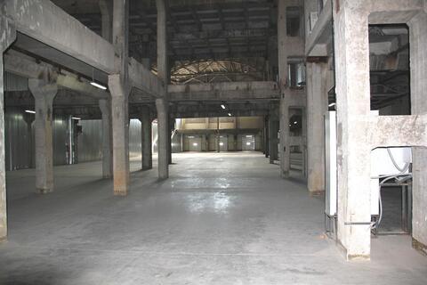 Теплое складское помещение 2250 м2 класса А - Фото 4