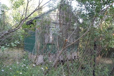 Дача щитовая на участке 4 сотки в СНТ Мичуринец рядом с городом Алекс - Фото 1