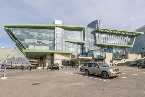 Офис 482 кв.м. БЦ Олимпик Холл - Фото 2