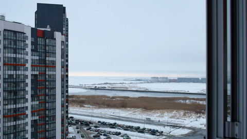 Продаётся квартира-студия по доступной цене рядом С финским заливом - Фото 1
