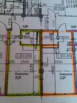 Ул.45 параллель 30,1-ком,24 кв, дом готов!срочная продажа!