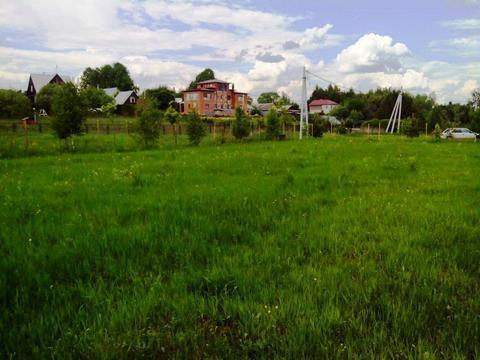 Участок 28 соток в деревне на берегу реки Москва, вид на воду (ПМЖ). - Фото 3