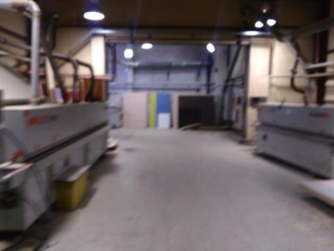 Производственное помещение 1000 кв.м. - Фото 4