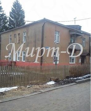 Продаю 2-х комнатную квартиру в г. Яхрома, ул. Ленина, д. 20 (сталинка - Фото 1
