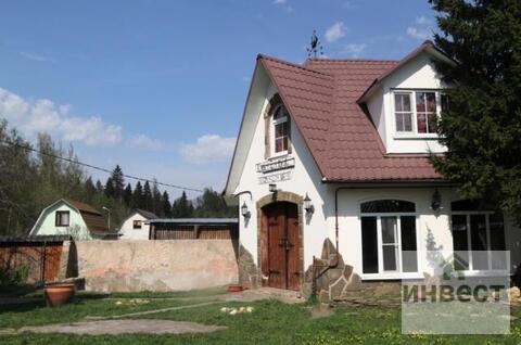Продаётся 2х этажный загородный дом 185 кв.м. 6 соток, д. Руднево. - Фото 2