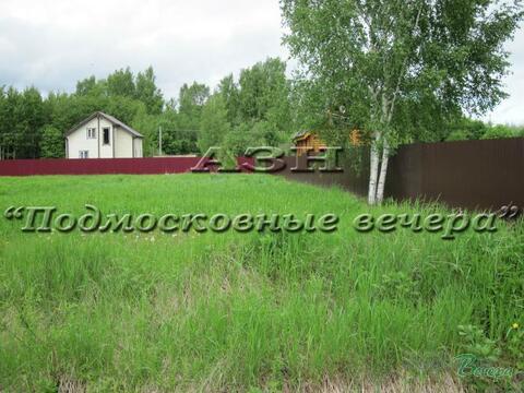 Дмитровское ш. 75 км от МКАД, Подвязново, Участок 12 сот. - Фото 1