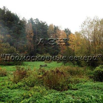 Минское ш. 18 км от МКАД, Ликино, Участок 16 сот. - Фото 1