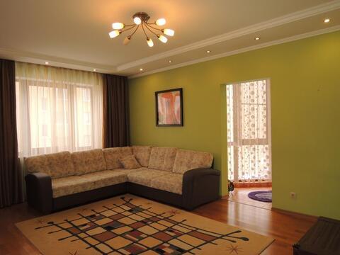 Современная трёх комнатная квартира в Ленинском районе г. Кемерово - Фото 1