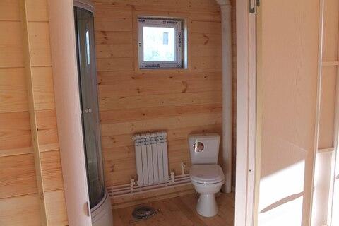Дом из бруса 140 м2 под ключ, Газ - Фото 4