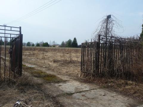 Участок земли 115 соток, Калужское шоссе, 14 км от МКАД. - Фото 2