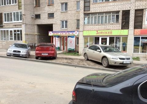 Сдается в аренду торговая площадь г Тула, ул Фрунзе, д 6 - Фото 1