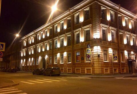 3-х к-я кв. в центре Санкт-Петербурга Якубовича 22 - Фото 1