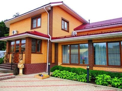 Коттедж, жилой дом д. Малое Толбино, Подольск. - Фото 3