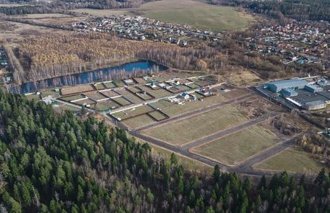 Продам участок 9 соток в свежем поселке трубинолэнд,12км от МКАД - Фото 2