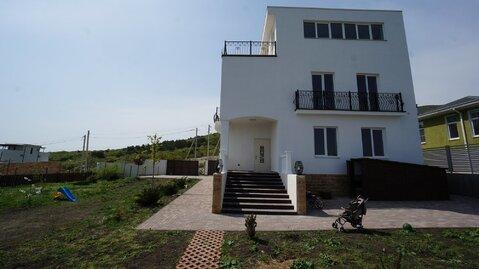 Купить новый дом с ремонтом в Мысхако. - Фото 1