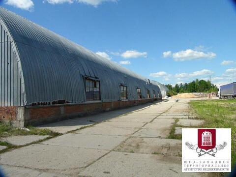 Продается производственно-складской комплекс в промзоне Обнинска - Фото 1