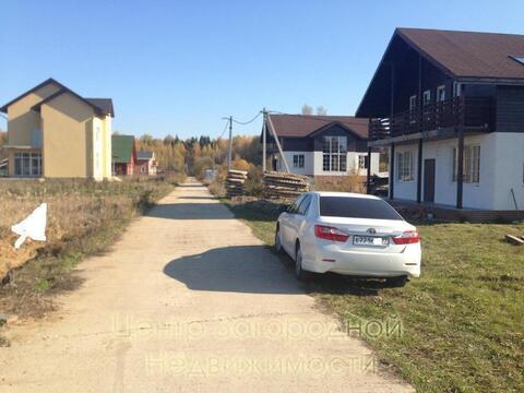 Участок, Новорижское ш, Волоколамское ш, 45 км от МКАД, Веретенки д. .