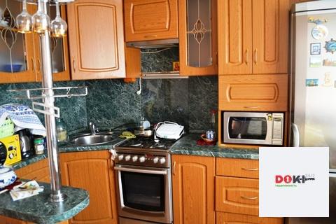 Трёхкомнатная квартира в г.Егорьевск 75 кв.м. - Фото 1