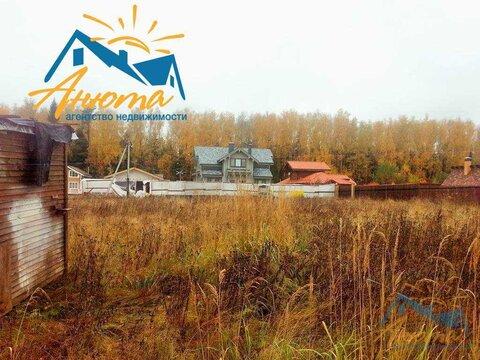 Просторный участок в деревне Инино на берегу реки - Фото 3