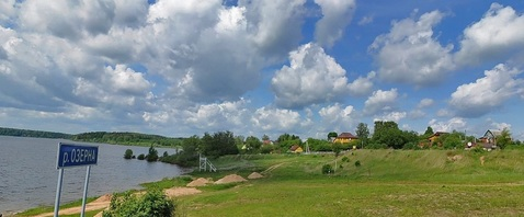 Срочно продается участок в деревне Волково, Рузский район - Фото 1