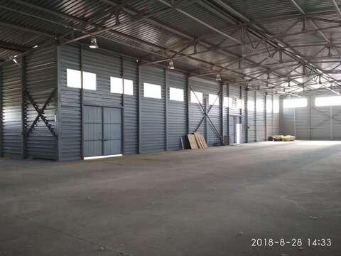 Продажа склада, Отрадное, Новоусманский район, Алматинская - Фото 1