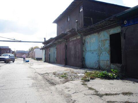 Продажа гаража, Новосибирск, м. Речной вокзал, Ул. Ионосферная - Фото 2