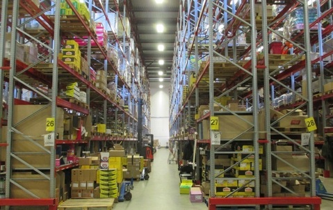 Аренда склада класса «а», Рязанское шоссе, 10 км от МКАД - Фото 2