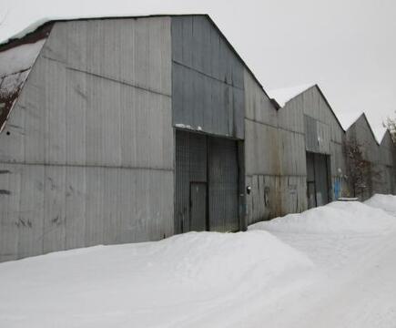 Производственное в Железнодорожном помещение 2600 м2 - Фото 1