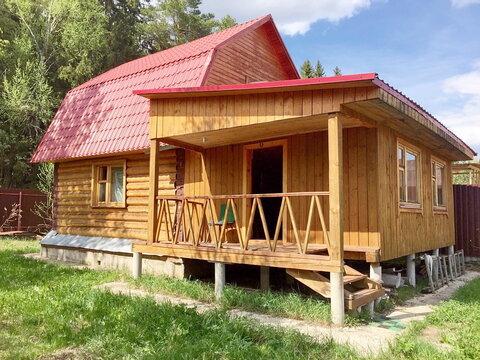 Дом 80 кв.м. в Рузском районе - Фото 3