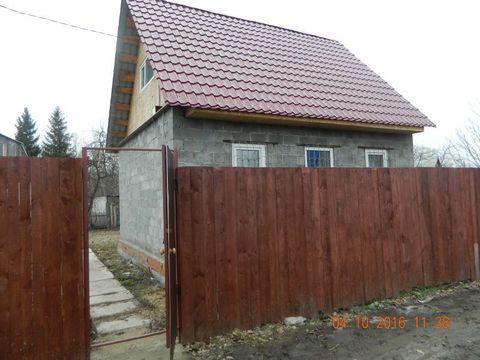 Дом на 10 лет Октября, Продажа домов и коттеджей в Омске, ID объекта - 503016020 - Фото 1