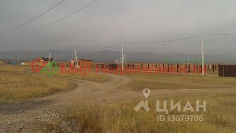 Продажа участка, Читинский район - Фото 1