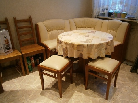 Продается трехкомнатная квартира в 3 м.п. от метро Скобелевская. - Фото 4